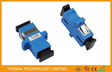 Chiny FITL SC / PC Fiber Optic Connector Attenuator 3dB 5dB 10dB For Network Testing dostawca
