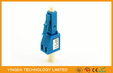 Chiny Plastic Single - Mode Fiber Optic Attenuator For LAN & WAN / FTTP Network fabryka