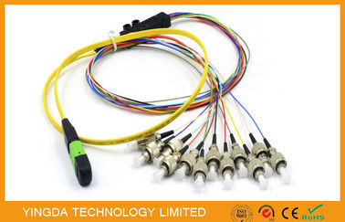Chiny MTP MPO Trunk Cable fabryka