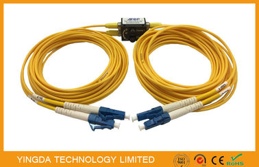 Chiny Variable Fiber Optic Attenuator fabryka