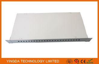 Chiny Optical Distribution Frame Rack Mounted 24 Cores FC SC LC ST Fiber Optic Patch Panel fabryka