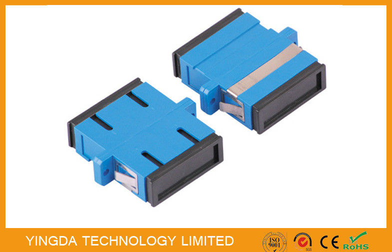 ST , SC , MT-RJ- or LC - type Fiber Optic Adapter , Standard Square Connector dostawca